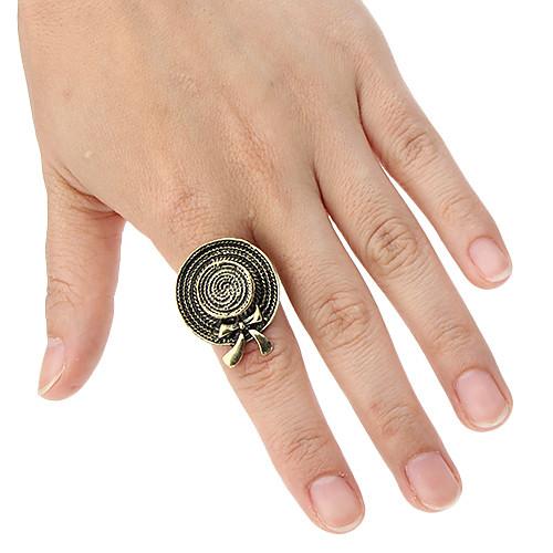Европейские и американские моды Ретро Bowknot Hat кольцо Lightinthebox 85.000