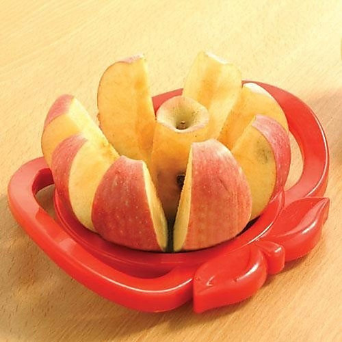 Приспособление для легкой нарезки яблок (случайный выбор цвета) Lightinthebox