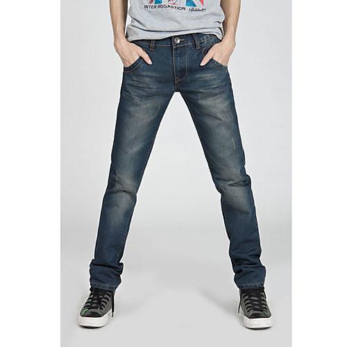 Стильные мужские джинсы Lightinthebox 1312.000