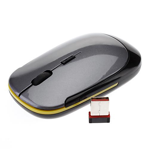 USB 2.4 ГГц беспроводная мышь / USB 2.0 Привет-Speed 4-портовый концентратор мини ECS003076 Lightinthebox 257.000