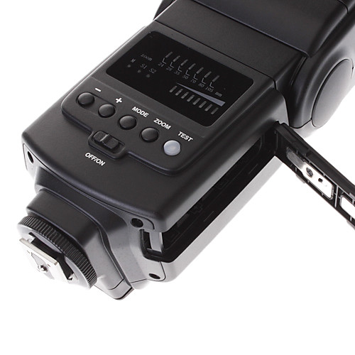 GODOX TT660 ручной зум Speedlite с 1-LED для Canon Nikon Pentax Olympus Lightinthebox 2835.000
