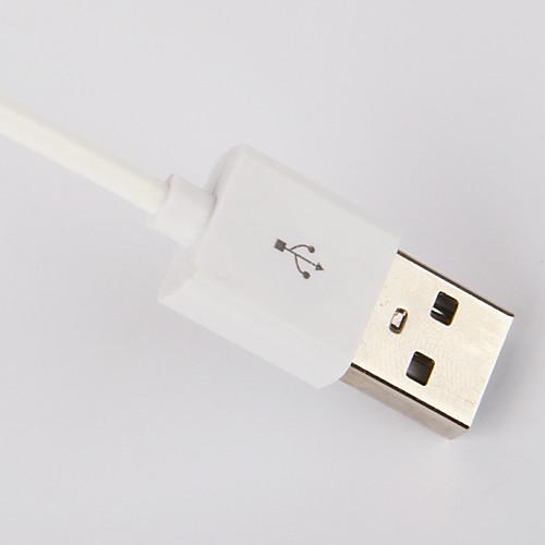 ЕС Plug AC зарядное устройство с яблочным 8 контактный спиральным кабелем мобильный 5, ставку (AC110-240V, 1а) Lightinthebox 257.000
