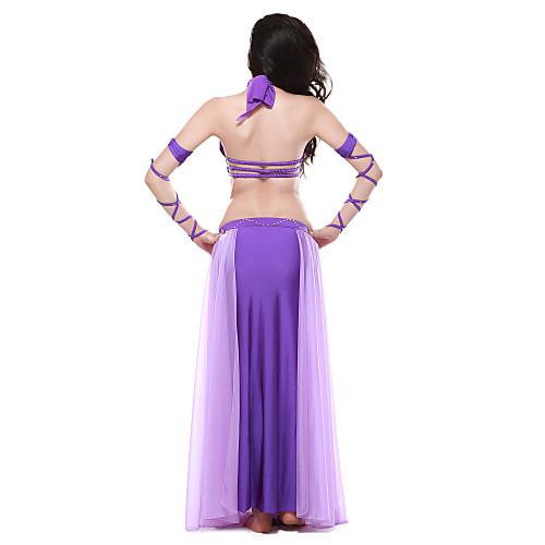 Танцевальная одежда спандекс Belly Dance Top наряды и нижней части, для дам больше цветов Lightinthebox 4726.000