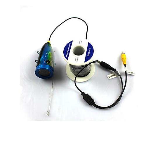Цветная камера для видео рыбаоки 600TVL кабель 30 метров Lightinthebox 6445.000