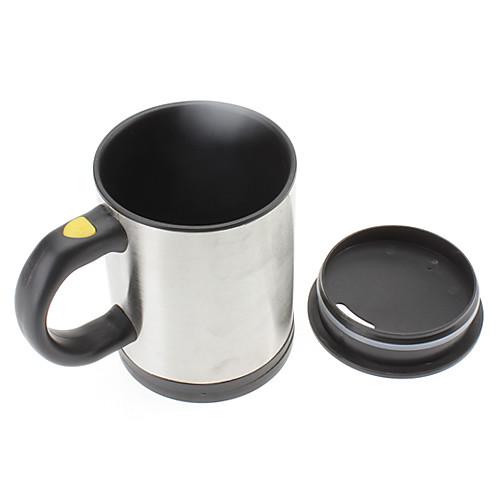 Кружка-мешалка из нержавеющей стали (2xAAA) Lightinthebox 450.000