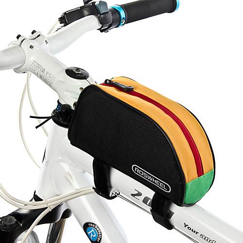ROSWHEEL Новый стиль Открытый велосипедов 600D полиэстер рамки Сумка Топ мешок Труба 12654 Lightinthebox 429.000