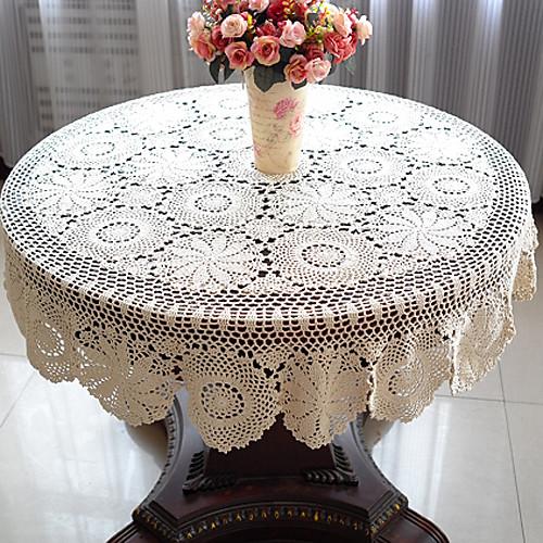 Скатерть для круглого стола, 51 дюйм Lightinthebox 1374.000