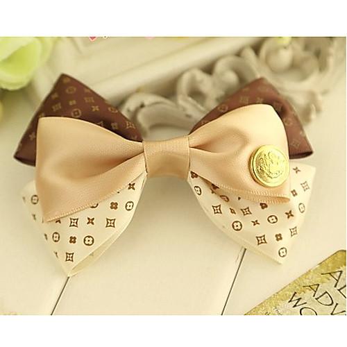 Многоуровневая Dot Женщины Лук Handmade волос галстук Lightinthebox 257.000