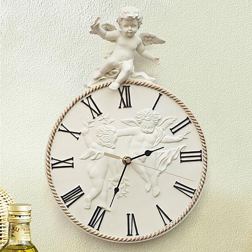 Настенные пластиковые часы