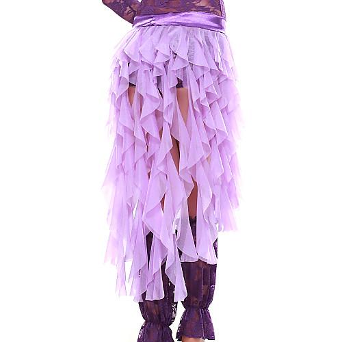 Пояс женский с льняными лоскутами для танца живота (цвета в ассортименте) Lightinthebox 583.000