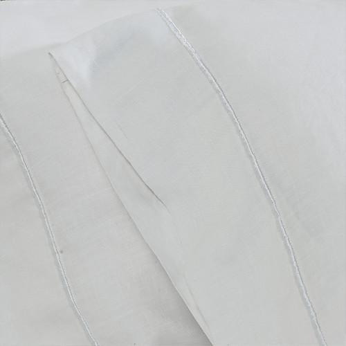 лист набор, 100% лен твердый белый до 15