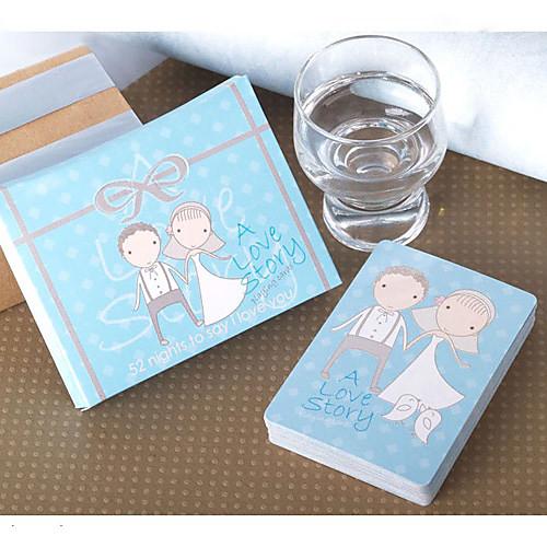 Love Story Игральные карты Lightinthebox 162.000