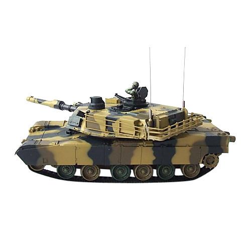 Новый 1:24 RC Танк дистанционного управления Танки Leapard A5 военного игрушки битвы Lightinthebox 3437.000