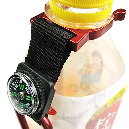 Алюминиевый портативный карабин/компас с держателем для бутылки (цвет случайный) Lightinthebox 85.000