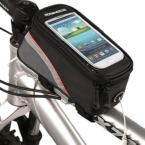 Велосипедная  транспорантная сумка с поверхностным отделением для 4.8 дюймового сенсорного телефона Lightinthebox 429.000