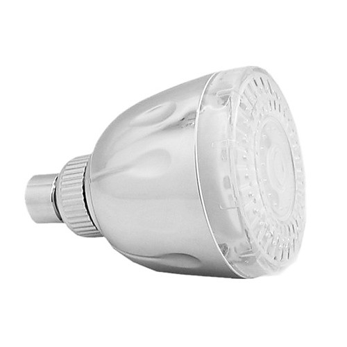 Душевая лейка ручная, хромированная с LED подсветкой Lightinthebox 257.000