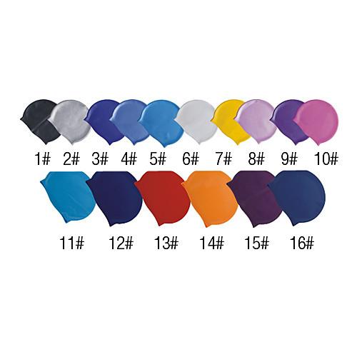 Однотонная шапочка для плавания. Различные цвета Lightinthebox 171.000