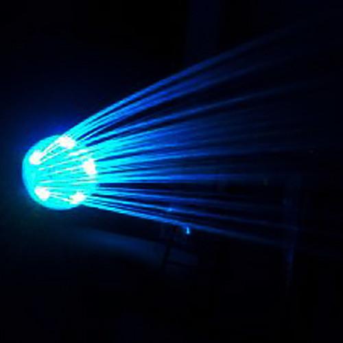 Лейка душевая хромированная с LED подсветкой, изменяющей цвет Lightinthebox 858.000