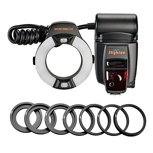 MK-14EXM кольца макроса СИД вспышки ЖК-экран для фотокамеры Nikon DSLR Lightinthebox 4296.000