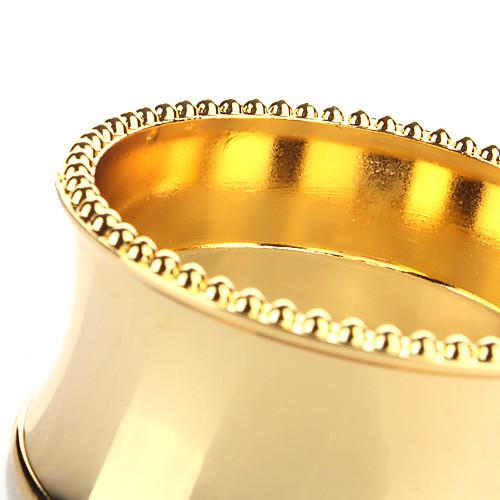 Набор из 4 Роскошный Современный дизайн Кольца Цинк Салфетка сплава Lightinthebox 515.000