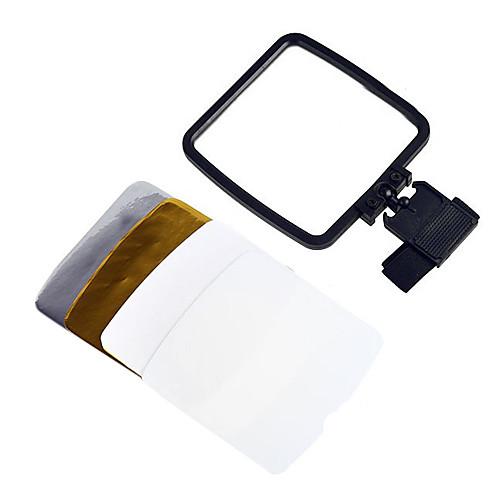 Вспышка Softbox Диффузор с картона и чехол для Canon Nikon Sony Olympus Sigma камеры