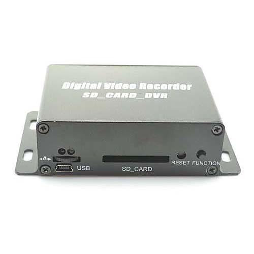 Все металлы Мини Digital Video Recording Box с хранения SD Card, Движение-активированный Lightinthebox 1890.000