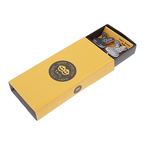 Мультфильм кролик Стиль & Ложка Вилка с Подарочный набор Box Lightinthebox 171.000