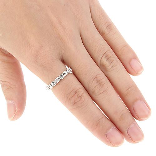 OLL Упругие однорядные без кольцо с бриллиантом Lightinthebox 42.000