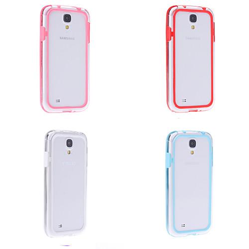 Защитная рамка Бампер для Samsung Galaxy i9500 S4 (разных цветов) Lightinthebox 257.000