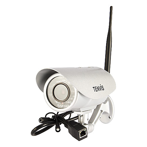 Tenvis-720P HD IP-камеры (H.264, P2P, ночного видения) Lightinthebox 3866.000