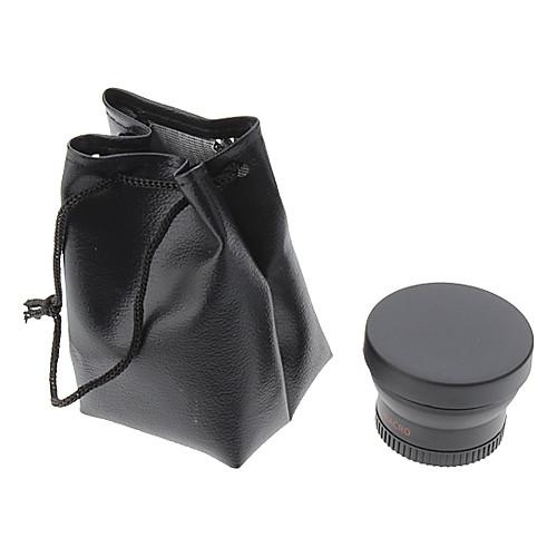Универсальный 0.45x 37mm ультра широкоугольный объектив Дополнительное Lightinthebox 558.000