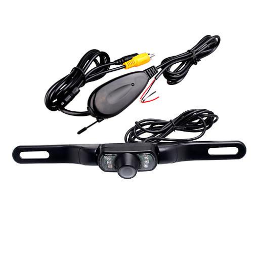 беспроводная автомобильная камера заднего вида с ночным видением водонепроницаемый Lightinthebox 1546.000