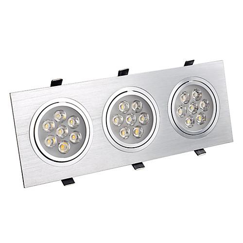 Современные 21W светодиодные с 3 светодиодных пластин в 30-90 ° Угол луча Lightinthebox 2979.000