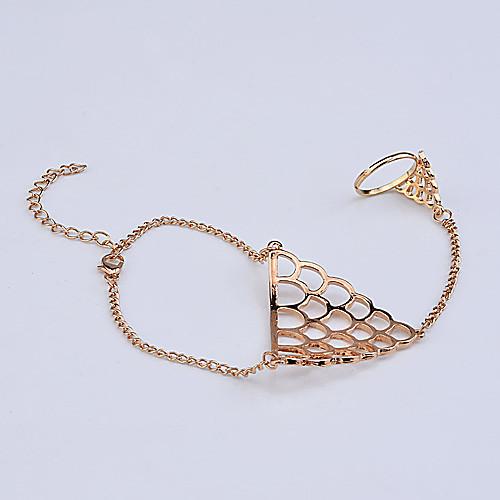 Винтажный браслет в стиле рыбьей чешуи Lightinthebox 128.000