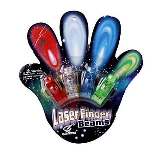 Разноцветные светодиоды на пальцы Lightinthebox 85.000
