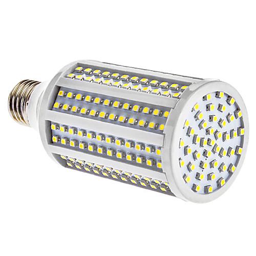 E27 14W 282x3528SMD 600-650LM 7000-7500K Холодный белый свет светодиодных кукурузы лампа (85-265В) Lightinthebox 987.000