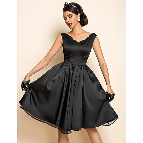 Винтажное миди-платье TS Lightinthebox 1396.000