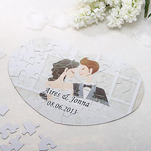 Heart Shaped Персонализированные головоломки - Сладкая любовь Lightinthebox 204.000