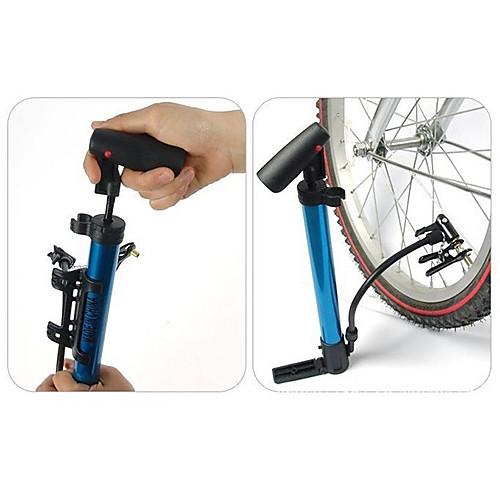 велосипед мини-алюминиевого сплава насос портативный насос (Presta и Шредер) Lightinthebox 429.000