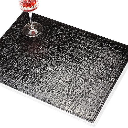 Набор из 4 Классическом Дизайне PU Placemats Lightinthebox 3501.000