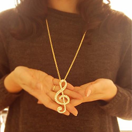 Элегантные длинные женские Полный Циркон Sharp Staradivarius Ожерелье Lightinthebox 85.000