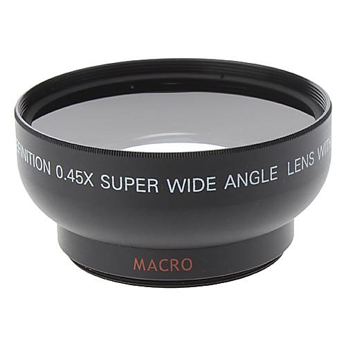 Универсальный 0.45x 46mm ультра широкоугольный объектив Дополнительное Lightinthebox 816.000