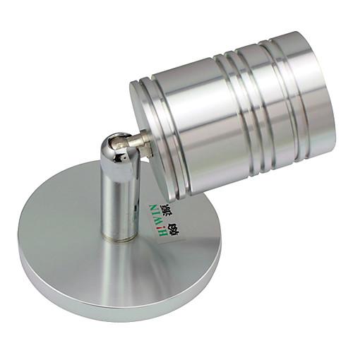 Современные 3W Светодиодный прожектор с Регулируемый держатель Угол освещения Lightinthebox 644.000