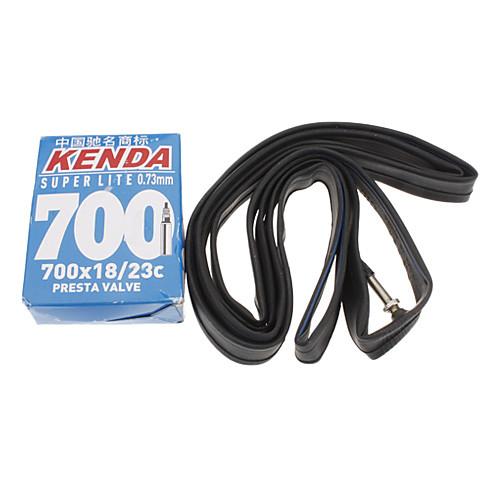 KENDA 700  18/23c FV Супер Lite 0.73mm резиновый материал велосипедов Внутренняя шина Lightinthebox 429.000