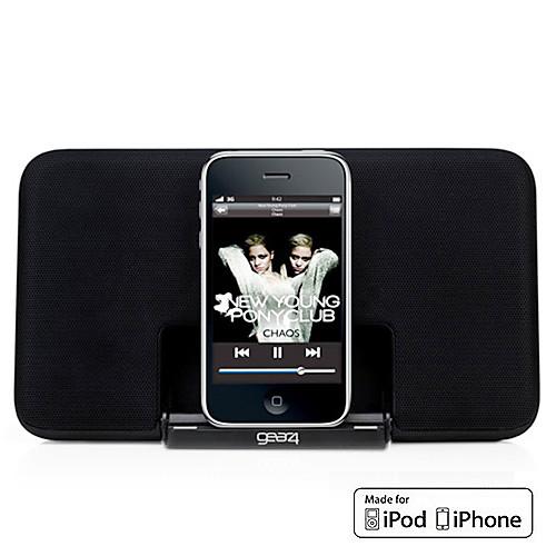 супер-тонкий портативный динамик для Ipod и iphone с 3,5 AUX (удостоверения МФО, яблоко 30-контактный порт) Lightinthebox 1415.000