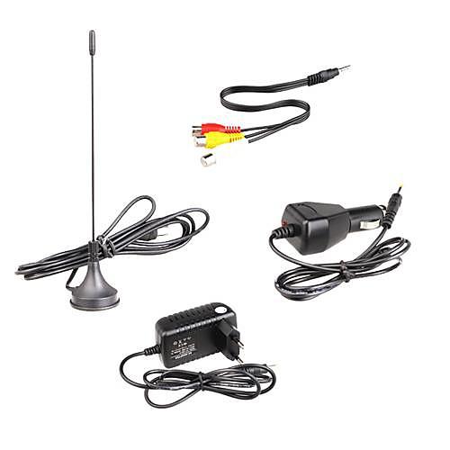 Весы ⅱ - 7-дюймовый цифровой экран стоять монитор (TV, FM, SD / USB) Lightinthebox 2663.000