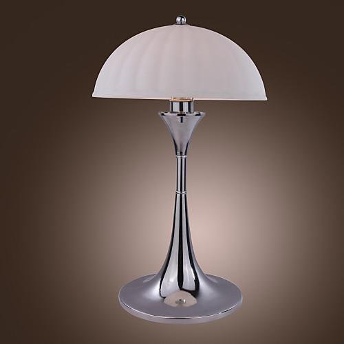 Современный свет стеклянный стол в тени грибов Lightinthebox 5156.000