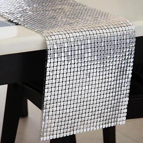Современные алюминиевые блестки Таблица Runner Lightinthebox 2728.000