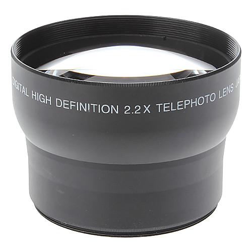 Универсальный 62mm 2.2x телеобъектив Lightinthebox 2019.000