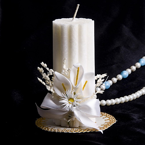 красочные свечи с цветами Lightinthebox 265.000